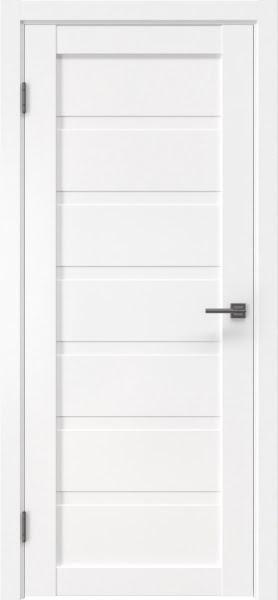 Межкомнатная дверь RM002 (экошпон белый / глухая)