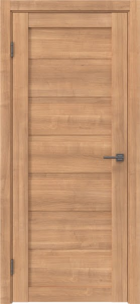 Межкомнатная дверь RM002 (экошпон «миндаль» / глухая)