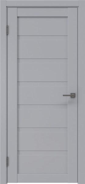 Межкомнатная дверь RM002 (экошпон серый / глухая)