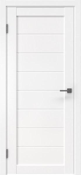 Межкомнатная дверь RM003 (экошпон белый, глухая)