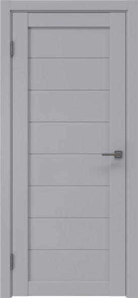 Межкомнатная дверь RM003 (экошпон серый / глухая)
