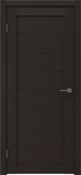 Межкомнатная дверь RM003 (экошпон «венге» / глухая)