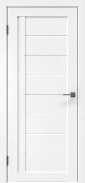 Межкомнатная дверь RM004 (экошпон белый / глухая)