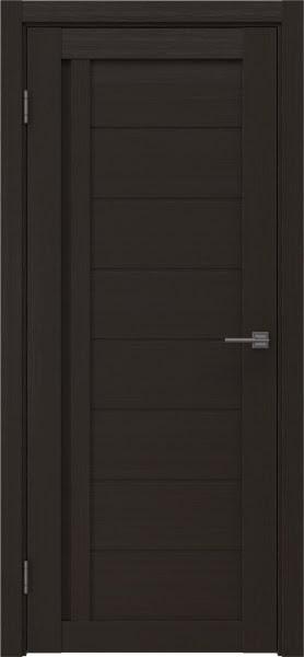 Межкомнатная дверь RM004 (экошпон «венге» / глухая)