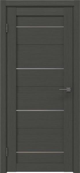 Межкомнатная дверь RM005 (экошпон «грей» / глухая)