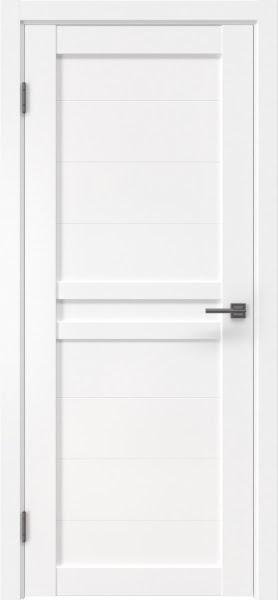 Межкомнатная дверь RM006 (экошпон белый / глухая)