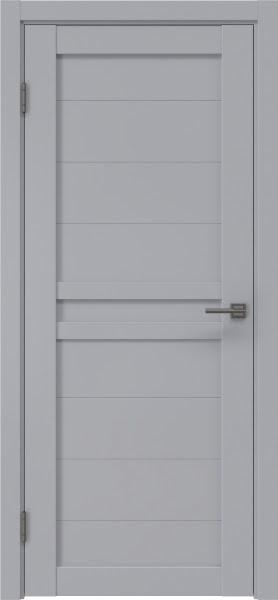 Межкомнатная дверь RM006 (экошпон серый / глухая)