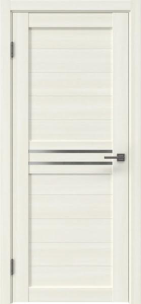 Межкомнатная дверь RM008 (экошпон «сандал» / матовое стекло)