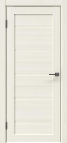 Межкомнатная дверь RM020 (экошпон «сандал белый» / глухая)