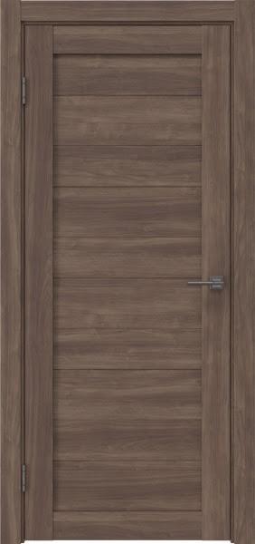 Межкомнатная дверь RM020 (экошпон «античный орех» / глухая)