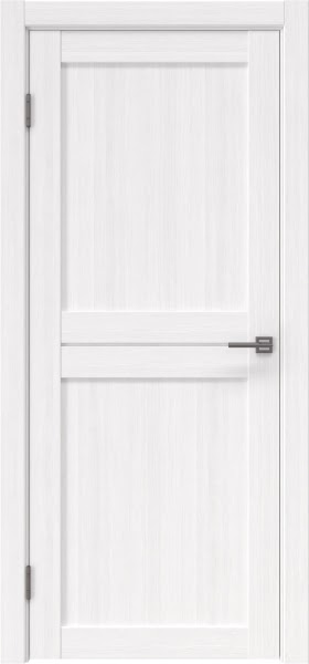 Межкомнатная дверь RM030 (экошпон «белый FL», глухая)