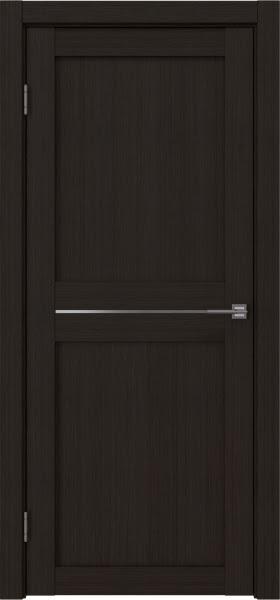 Межкомнатная дверь RM030 (экошпон «венге FL», матовое стекло)