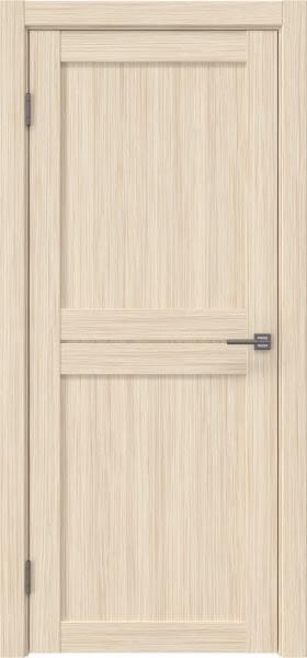 Межкомнатная дверь RM030 (экошпон «беленый дуб FL», глухая)