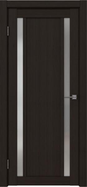 Межкомнатная дверь RM031 (экошпон «венге FL», матовое стекло)