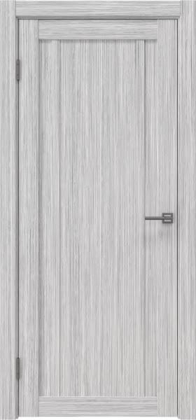 Межкомнатная дверь RM031 (экошпон «серый дуб FL», глухая)