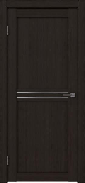 Межкомнатная дверь RM035 (экошпон «венге FL», матовое стекло)