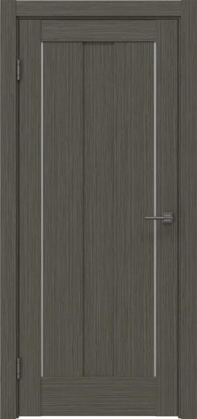 Межкомнатная дверь RM042 (экошпон «грей мелинга» / глухая)