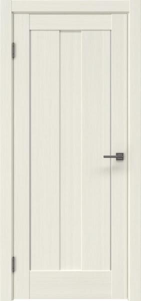 Межкомнатная дверь RM042 (экошпон «эш вайт мелинга» / глухая)