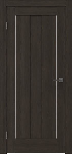 Межкомнатная дверь RM042 (экошпон «венге мелинга» / глухая)