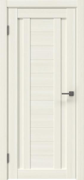 Межкомнатная дверь RM044 (экошпон «сандал белый» / глухая)