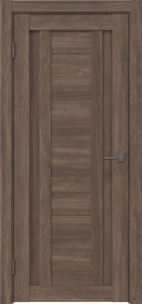 Межкомнатная дверь RM044 (экошпон «античный орех» / глухая)