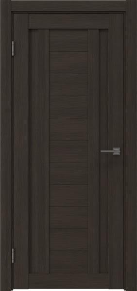 Межкомнатная дверь RM044 (экошпон «венге мелинга» / глухая)
