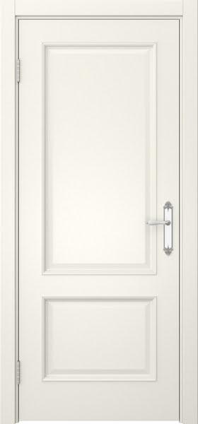 Межкомнатная дверь SK002 (эмаль слоновая кость / глухая)