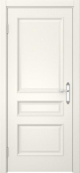 Межкомнатная дверь SK003 (эмаль слоновая кость / глухая)