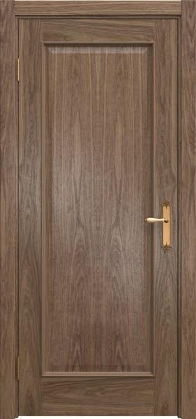 Межкомнатная дверь SK005 (шпон американский орех / глухая)