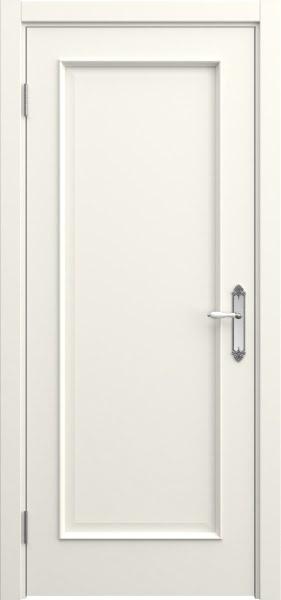 Межкомнатная дверь SK005 (эмаль слоновая кость / глухая)