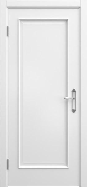 Межкомнатная дверь SK005 (эмаль белая / глухая)