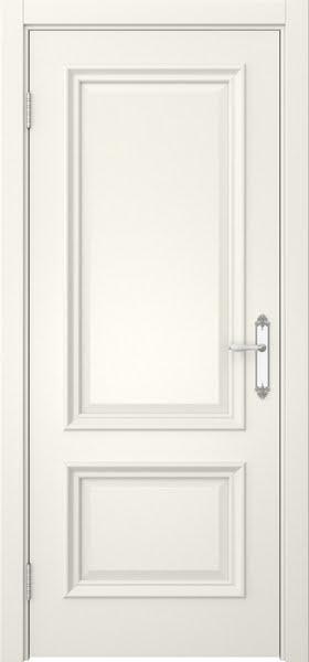 Межкомнатная дверь SK006 (эмаль слоновая кость / глухая)