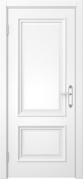 Межкомнатная дверь SK006 (белая эмаль / глухая)