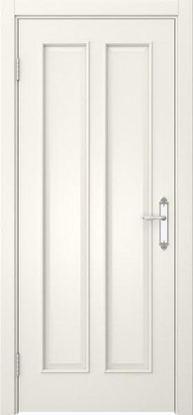 Межкомнатная дверь SK008 (эмаль слоновая кость / глухая)