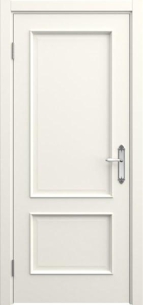 Межкомнатная дверь SK011 (эмаль слоновая кость / глухая)