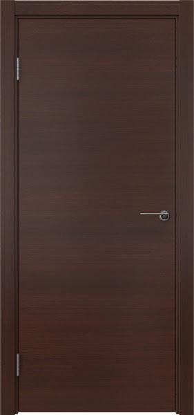 Межкомнатная дверь ZK001 (шпон итальянский орех / глухая)