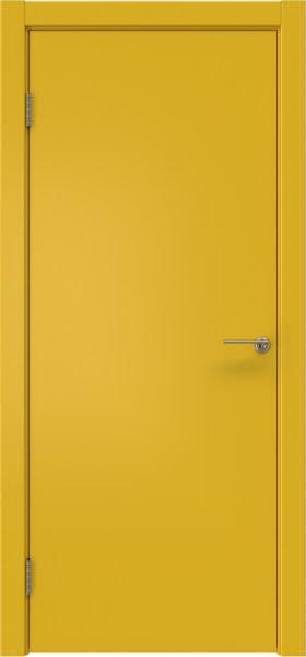 Межкомнатная дверь ZK001 (эмаль RAL 1032, глухая)