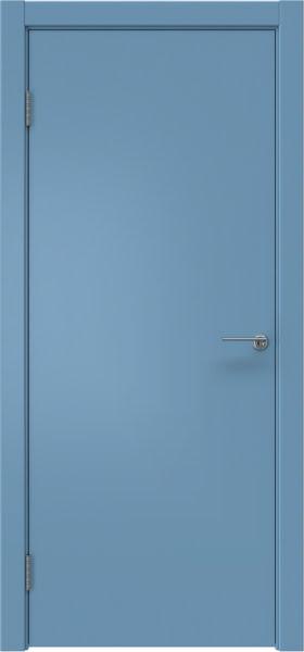 Межкомнатная дверь ZK001 (эмаль RAL 5024, глухая)