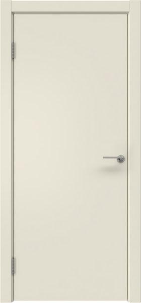 Межкомнатная дверь ZK001 (эмаль RAL 9001, глухая)