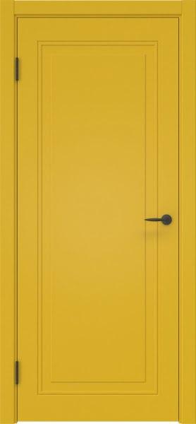 Межкомнатная дверь ZK009 (эмаль RAL 1032, глухая)