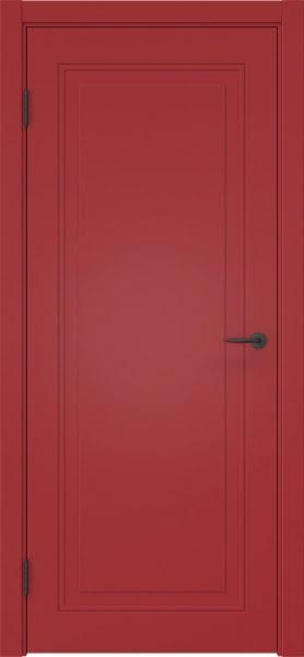 Межкомнатная дверь ZK009 (эмаль RAL 3001, глухая)