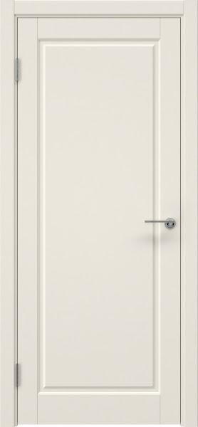 Межкомнатная дверь ZK010 (эмаль слоновая кость, глухая)