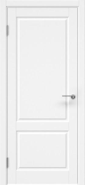 Межкомнатная дверь ZK011 (эмаль белая, глухая)