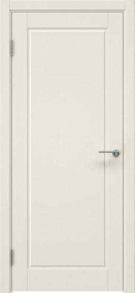 Межкомнатная дверь ZK012 (эмаль слоновая кость, глухая)