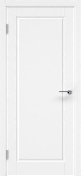 Межкомнатная дверь ZK012 (эмаль белая, глухая)