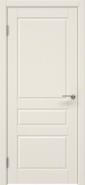 Межкомнатная дверь ZK013 (эмаль слоновая кость, глухая)