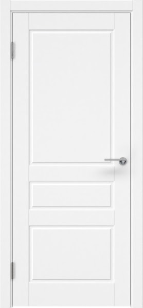 Межкомнатная дверь ZK013 (эмаль белая, глухая)