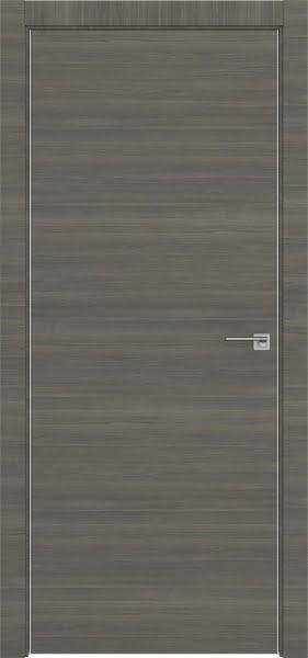 Межкомнатная дверь ZM001 (экошпон ольха, глухая)