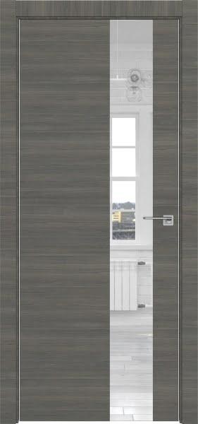 Межкомнатная дверь ZM039 (экошпон ольха, зеркало)