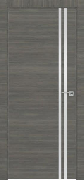 Межкомнатная дверь ZM043 (экошпон ольха, глухая)